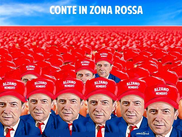 conte zona rossa