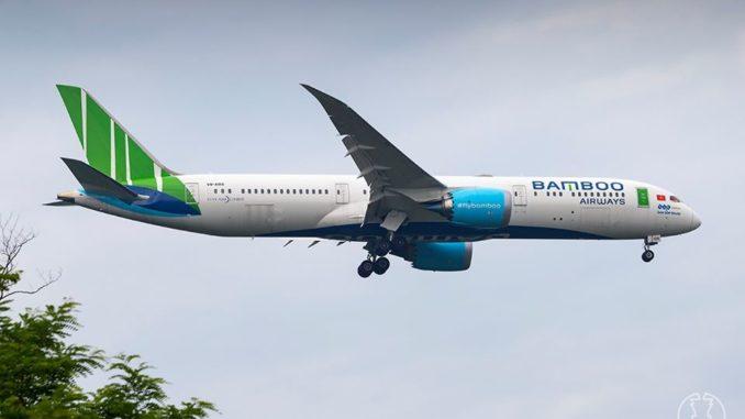 Bamboo Airways Malpensa