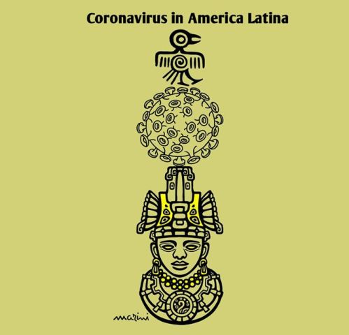 covid america latina