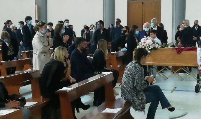funerale francesca gattuso sorella