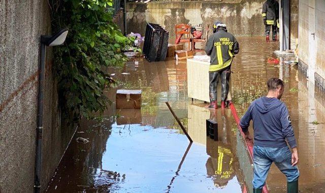 frane alluvioni maltempo varese