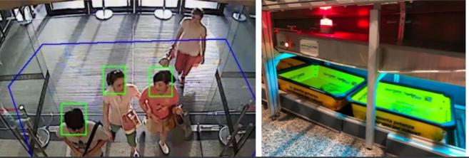 Malpensa Terminal 1 sicurezza
