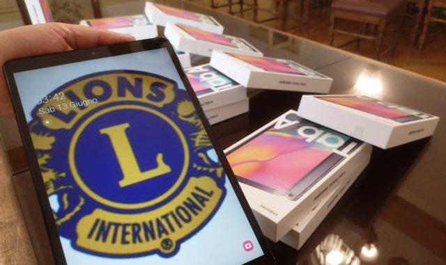 Lions Club Gallarate Seprio tablet