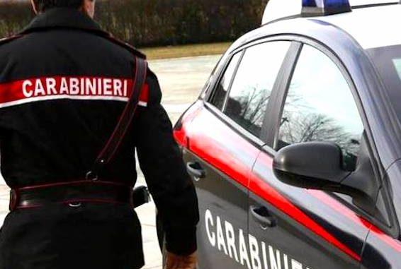 busto carabinieri ubriaco