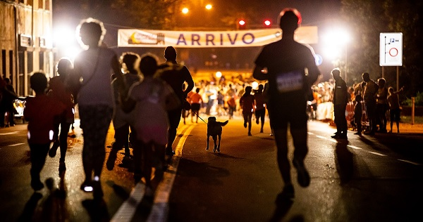 legnano night run cancellata