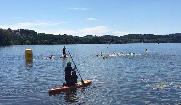 legnano nuotatori carroccio cani salvataggio