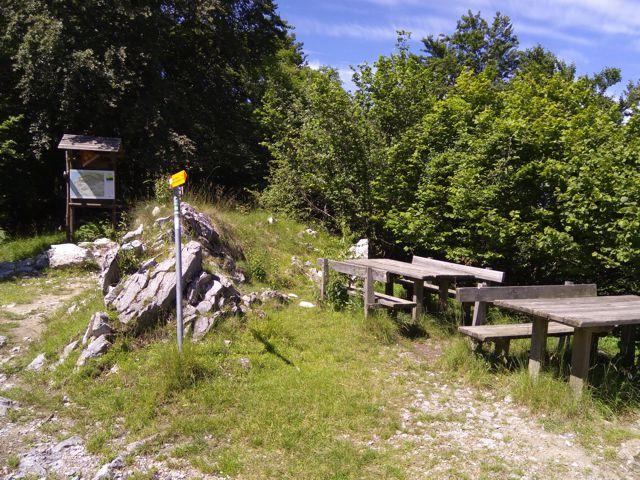 Punto Panoramico Monte Crocetta