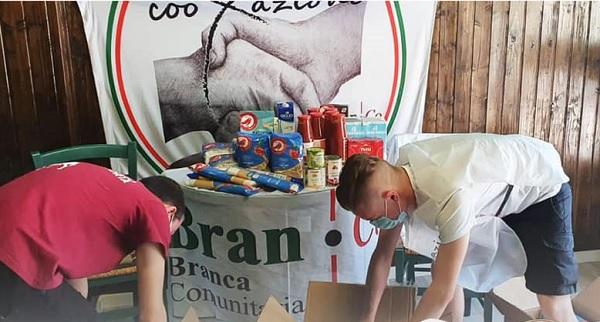legnano aiuti famiglie gioventùnazionale cooxazione