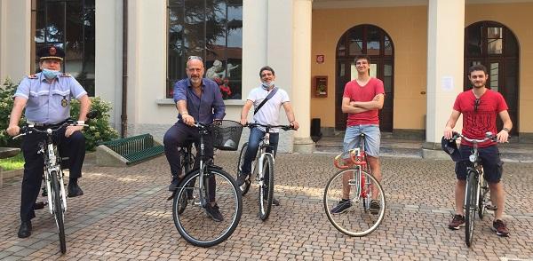 olgiate olona bike to work 2021