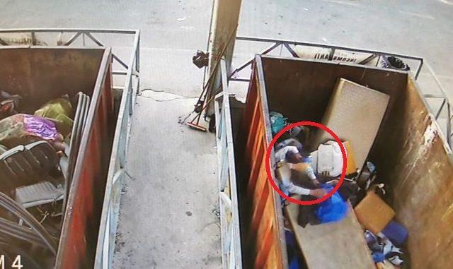 lonate discarica furti