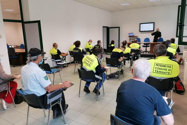 gallarate corso protezione civile
