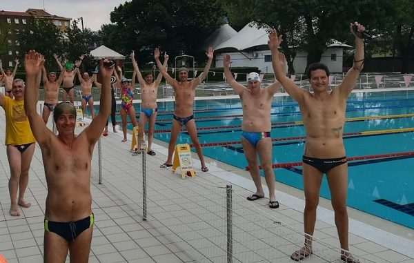 legnano nuoto nuotatori carroccio