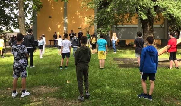 Canegrate apre gli spazi comunali per i saluti di fine anno scolastico