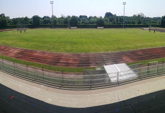 Lo stadio Atleti Azzurri d'Italia riapre con Malpensa Rugby e Atletica Gallaratese
