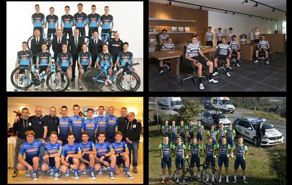 ciclismo covid team continental