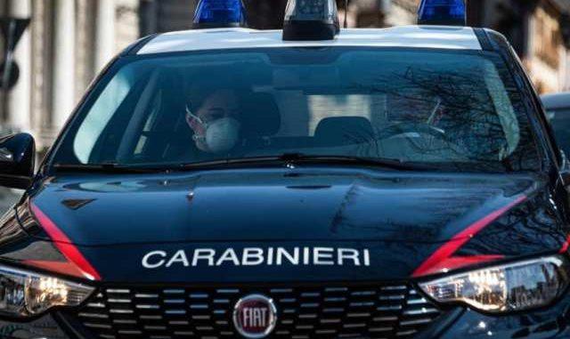 gallarate spacciatore arresto carabinieri