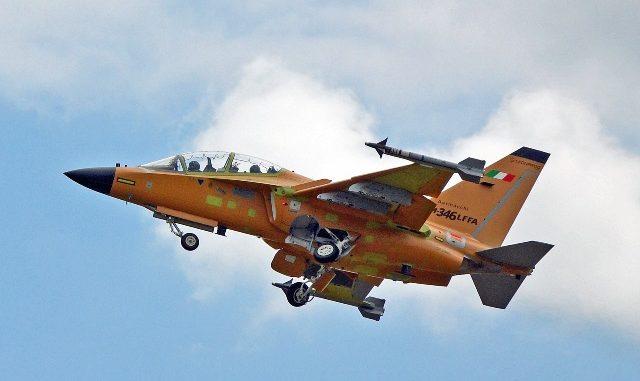 Leonardo M-346Fighter Attack