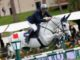 equitazione salto ostacoli busto