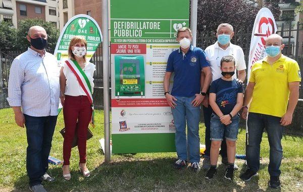 castellanza defibrillatore pomini protezione