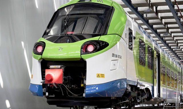 Treno donizetti milano gallarate