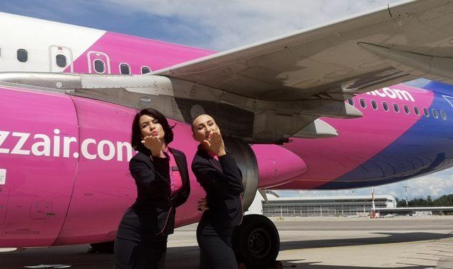 aerei wizz air malpensa
