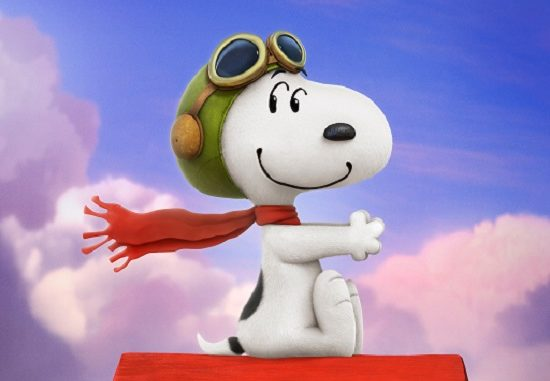 cinema amici zampe snoopy