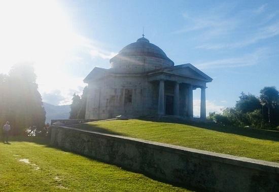 ispra mausoleo castelbarco film