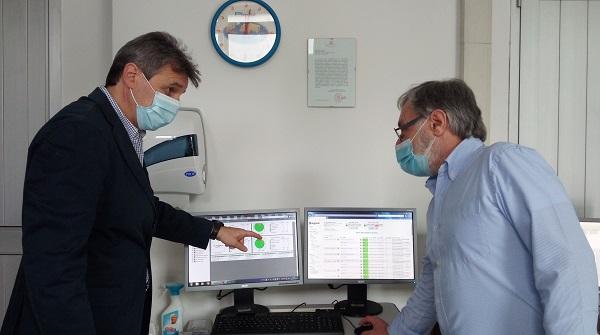 ospedale busto tecnologia covid