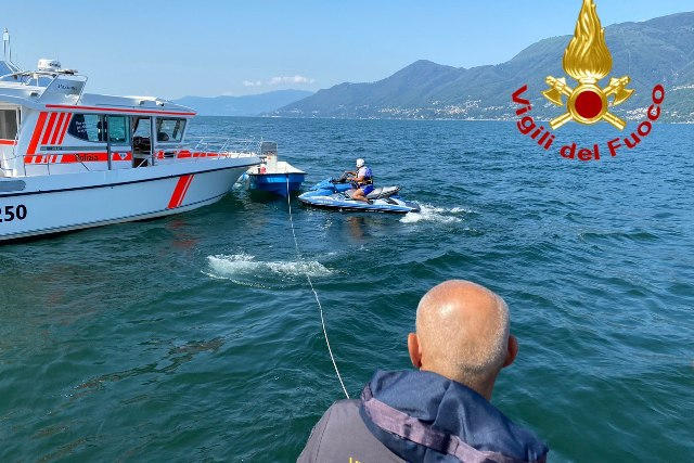 italia svizzera lago maggiore