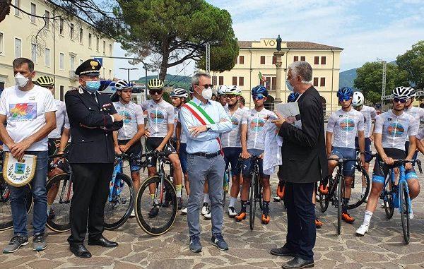 ciclismo pedalata codogno vo'