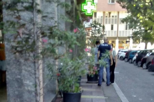gallarate commento volgare polizia