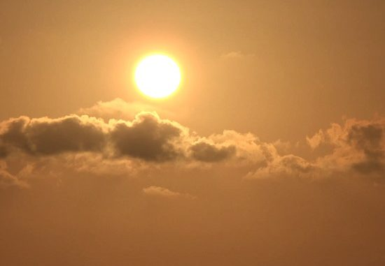 pressione mediterraneo caldo afa