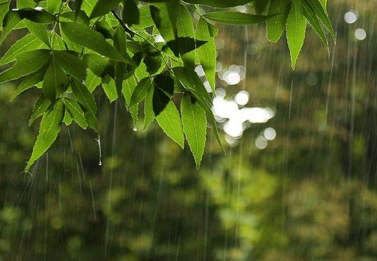 tempo instabile pioggia caldo