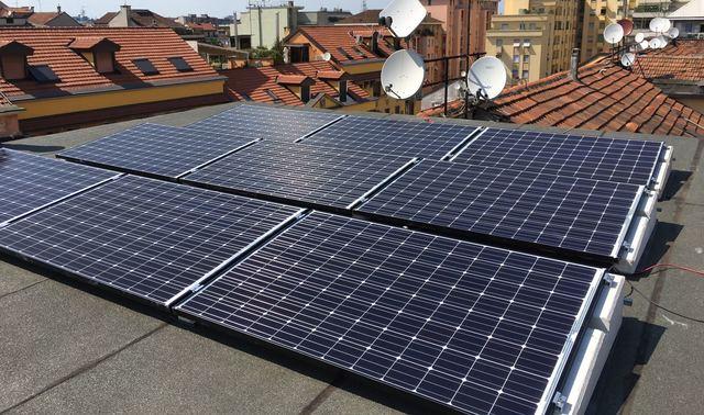 lonate scuole pannelli solari