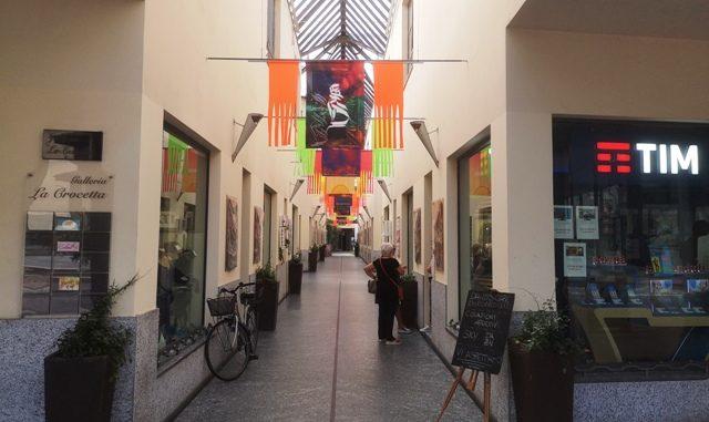 gallarate galleria crocetta cancelli