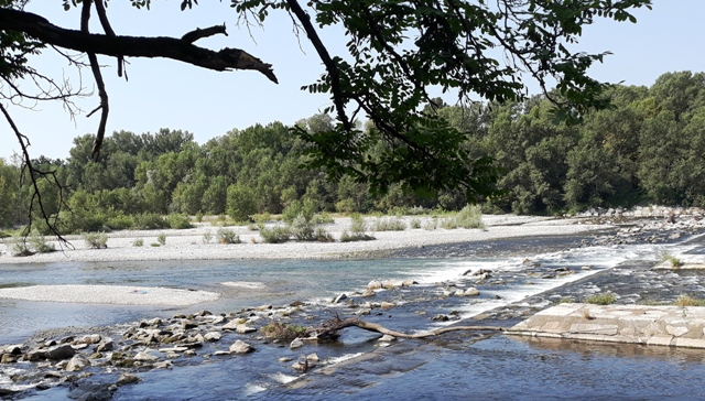 Lago maggiore siccità peja