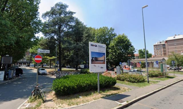 Gallarate cedri piazza stazione