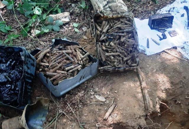 armi boschi crenna gallarate