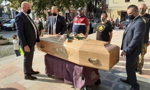samarate funerali erika giorgetti