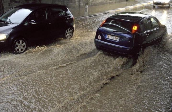 busto strasburgo strade allagate venezia
