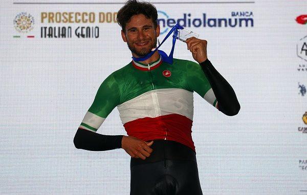 ciclismo ganna cronometro tricolore