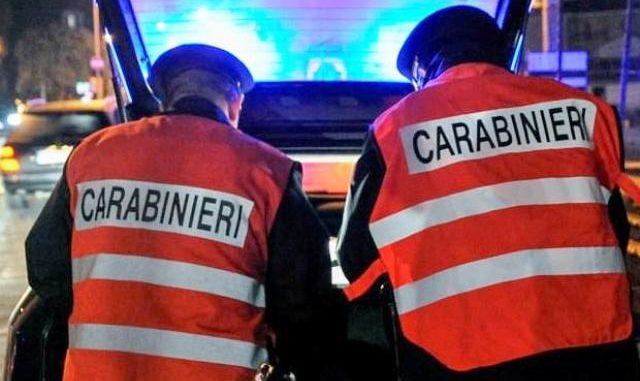 busto droga alcol carabinieri