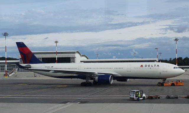 malpensa torna delta airlines
