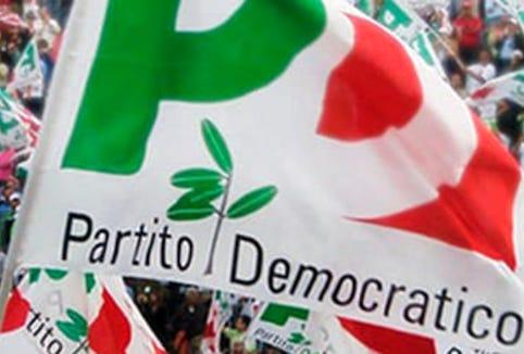 partito democratico bandiere