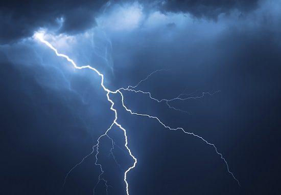 temporali grandine calo termico