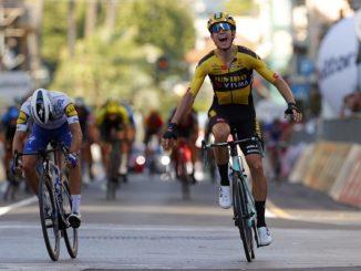 ciclismo sanremo van aert