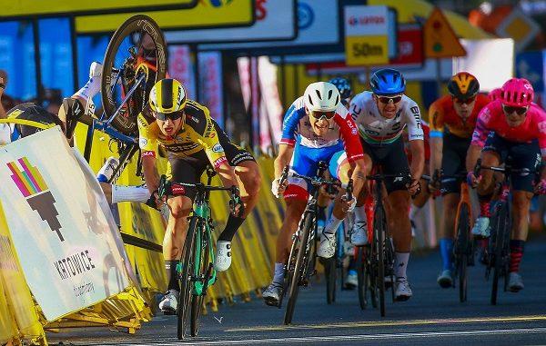 ciclismo volate stupinigi polonia