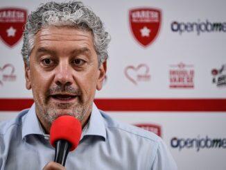 Varese Basket Conti General Manager