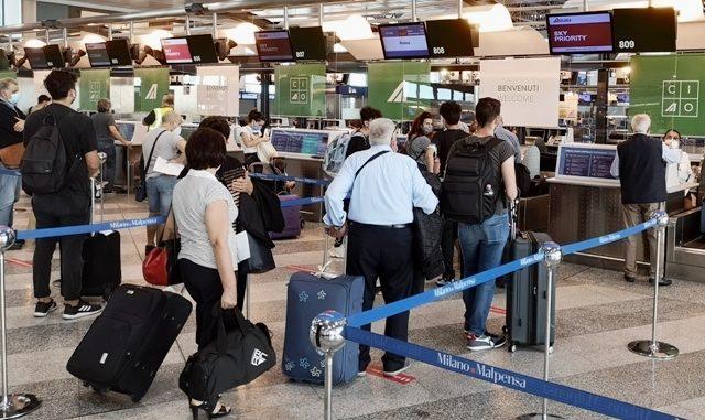 Malpensa alitalia aeroporti lombardi
