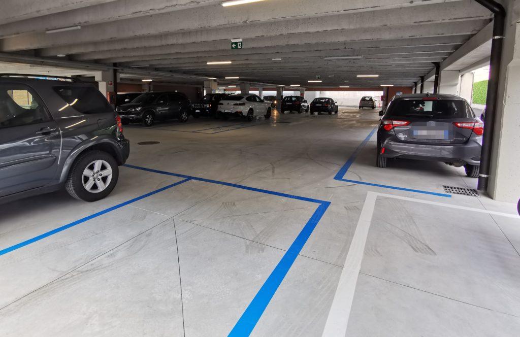 busto arsizio parcheggio tribunale